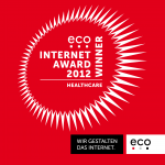 human networks winner eco award 2012 logo